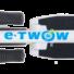 Kép 2/8 - E-TWOW Booster S+ Fehér