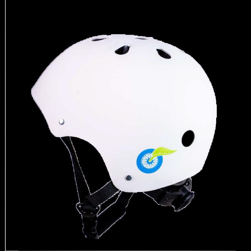 E-TWOW Fehér Sisak S - M méretben